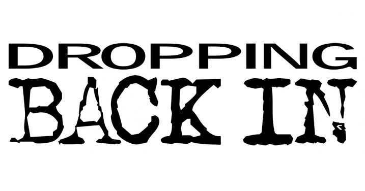 Dropping Back In logo