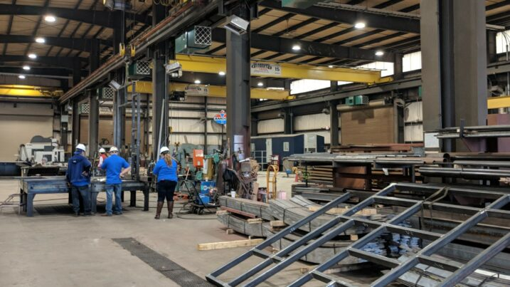 Solid Metal Group manufacturing plant in Chicago (2)