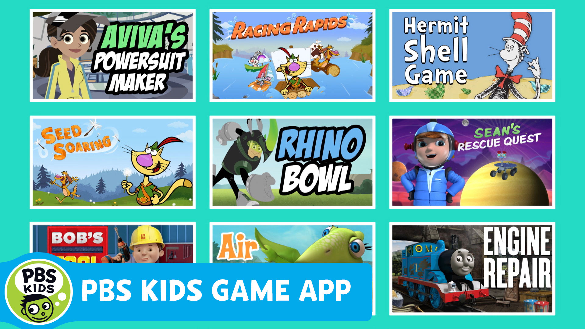 Pbs Kids Mobile Apps Ket Education