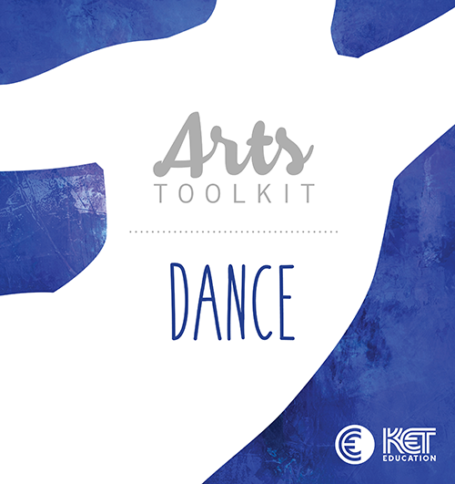 Arts Toolkit Dance logo