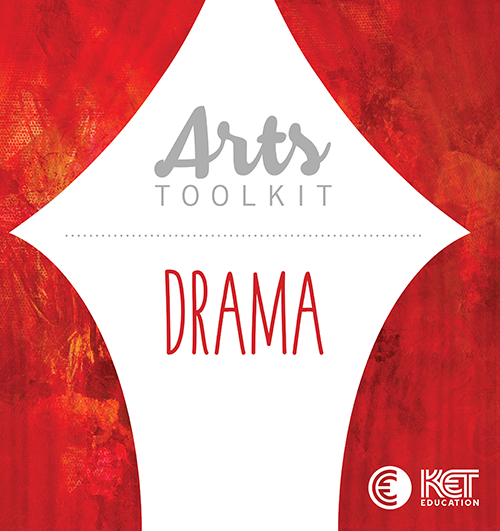 Arts Toolkit Drama logo