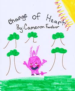 Change of Heart Cameron Fancher Coverart 2018