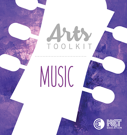 Arts Toolkit Music logo