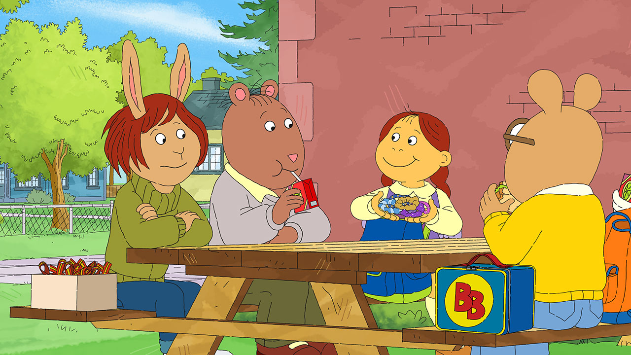 New Episodes Of Arthur On Ket Ket Education