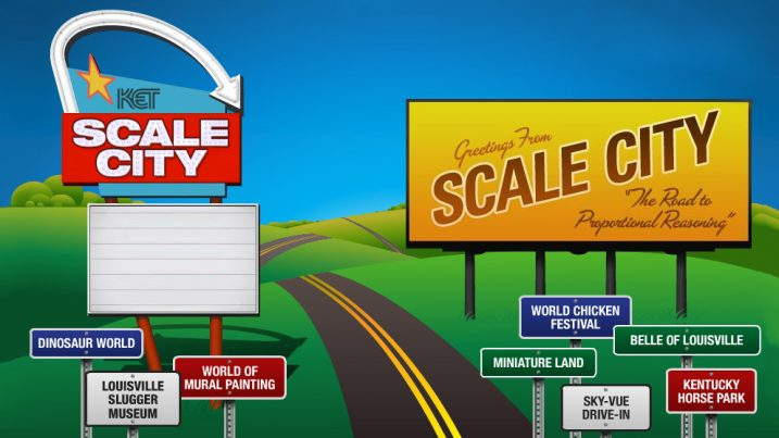 Scale City Banner