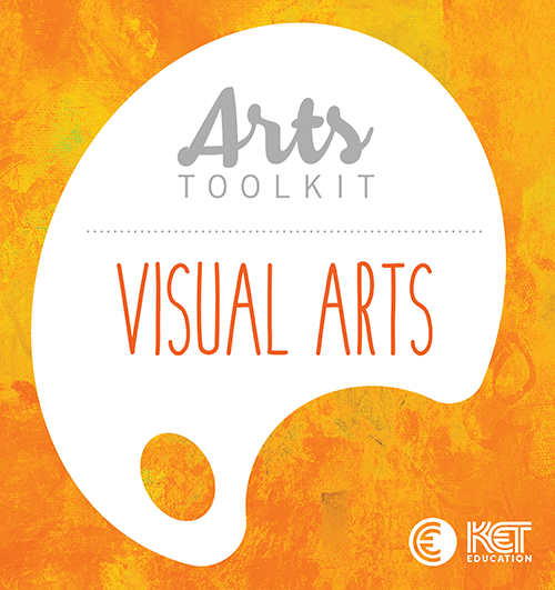 Arts Toolkit Visual Arts logo
